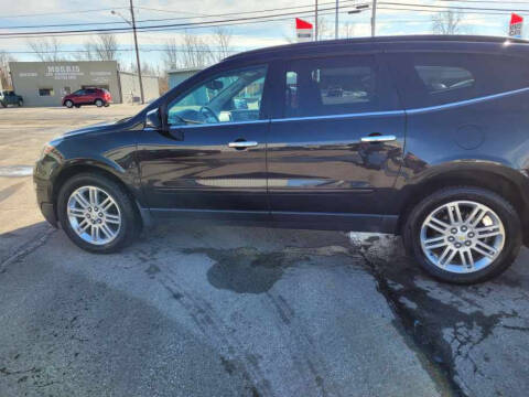 2015 Chevrolet Traverse for sale at Bruce Kunesh Auto Sales Inc in Defiance OH
