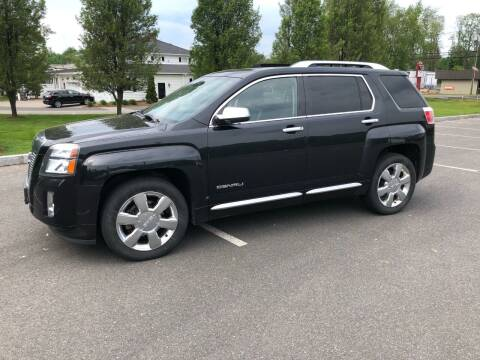 2014 GMC Terrain for sale at Chris Auto South in Agawam MA
