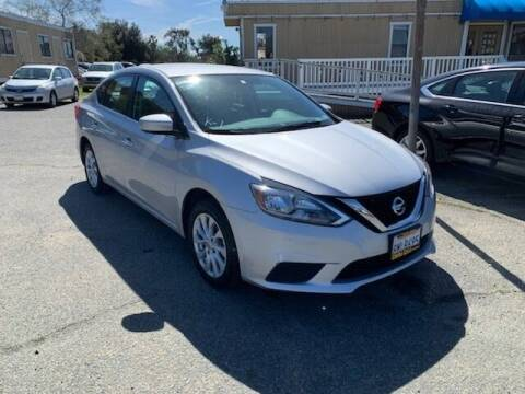 2018 Nissan Sentra for sale at Contra Costa Auto Sales in Oakley CA