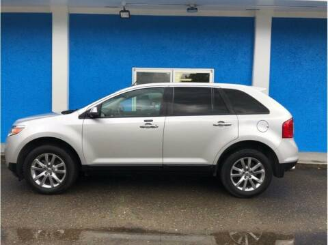 2011 Ford Edge for sale at Khodas Cars in Gilroy CA