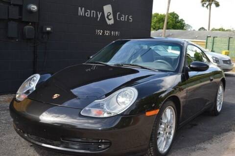 2001 Porsche 911 for sale at ManyEcars.com in Mount Dora FL