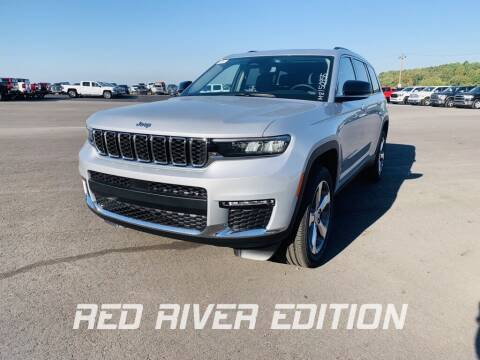 2021 Jeep Grand Cherokee L for sale at RED RIVER DODGE - Red River of Malvern in Malvern AR