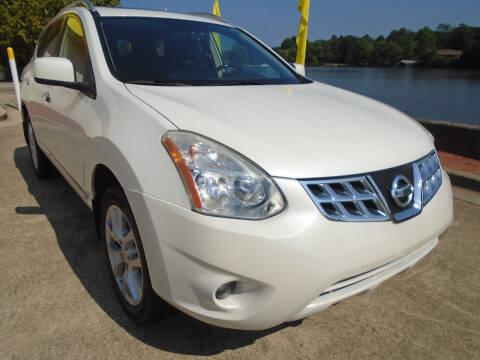 2011 Nissan Rogue for sale at Lake Carroll Auto Sales in Carrollton GA