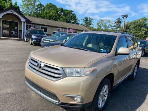 2011 Toyota Highlander for sale at Primary Motors Inc in Commack NY