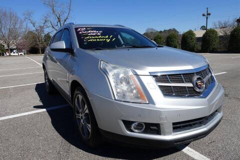 2012 Cadillac SRX for sale at Womack Auto Sales in Statesboro GA