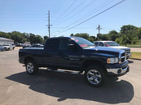 2004 Dodge Ram Pickup 1500 for sale at Bob's Imports in Clinton IL