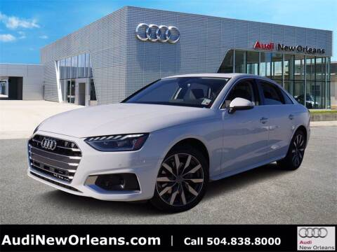 2020 Audi A4 for sale at Metairie Preowned Superstore in Metairie LA