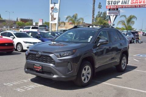 2021 Toyota RAV4 for sale at Choice Motors in Merced CA