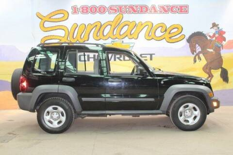 2007 Jeep Liberty for sale at Sundance Chevrolet in Grand Ledge MI