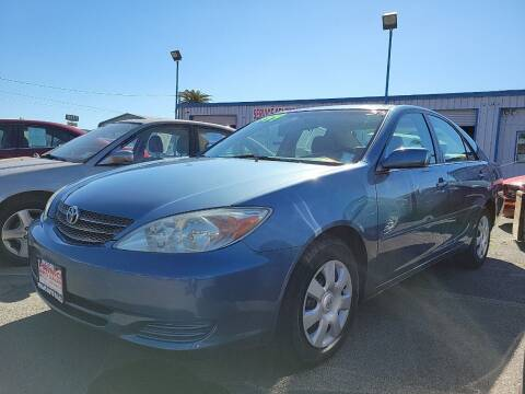 2004 Toyota Camry for sale at Primo Auto Sales in Merced CA
