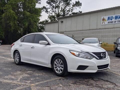 2016 Nissan Altima for sale at Nu-Way Auto Ocean Springs in Ocean Springs MS