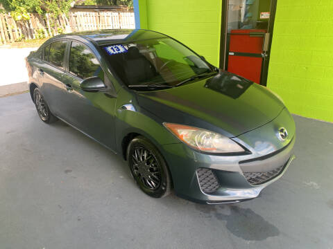 2013 Mazda MAZDA3 for sale at Autos to Go of Florida in Daytona Beach FL