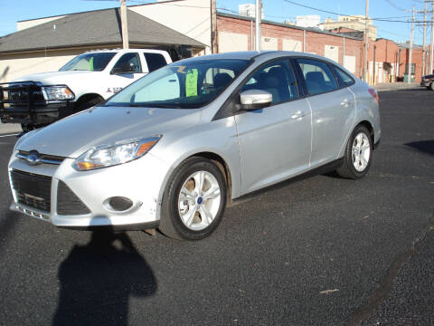 2014 Ford Focus for sale at Shelton Motor Company in Hutchinson KS