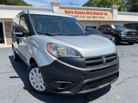 2015 RAM ProMaster City Cargo for sale at North Georgia Auto Brokers in Snellville GA