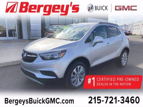 2018 Buick Encore for sale at Bergey's Buick GMC in Souderton PA