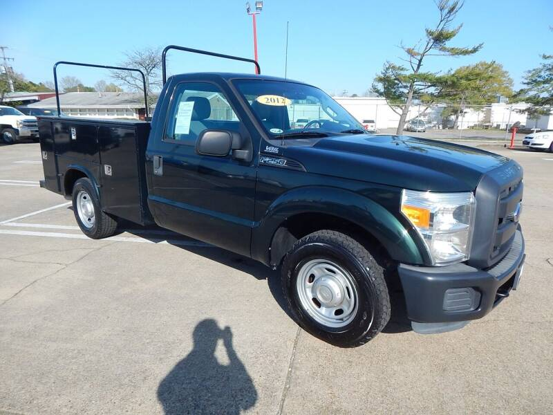 2012 Ford F-250 Super Duty for sale at Vail Automotive in Norfolk VA