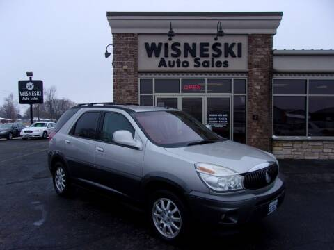 2005 Buick Rendezvous for sale at Wisneski Auto Sales, Inc. in Green Bay WI