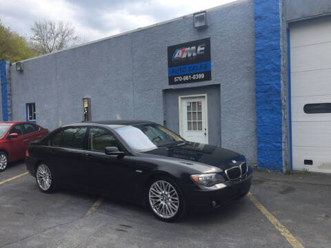 2008 BMW 7 Series for sale at AME Auto in Scranton PA