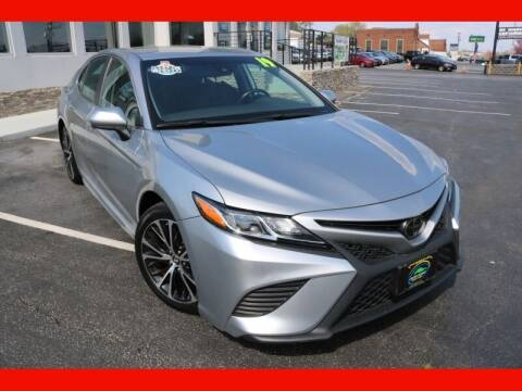 2019 Toyota Camry for sale at AUTO POINT USED CARS in Rosedale MD