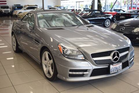 2012 Mercedes-Benz SLK for sale at Legend Auto in Sacramento CA