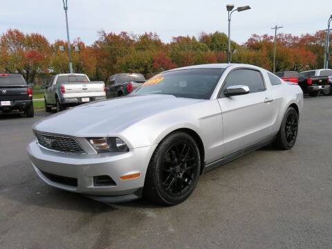 2012 Ford Mustang for sale at Low Cost Cars North in Whitehall OH