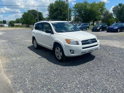 2009 Toyota RAV4 for sale at US5 Auto Sales in Shippensburg PA