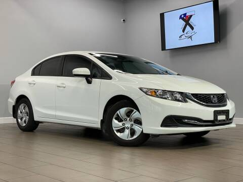 2014 Honda Civic for sale at TX Auto Group in Houston TX