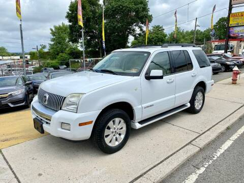 2007 Mercury Mountaineer for sale at JR Used Auto Sales in North Bergen NJ
