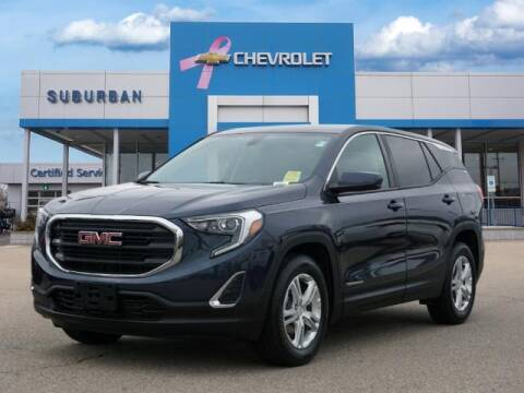 2019 GMC Terrain for sale at Suburban Chevrolet of Ann Arbor in Ann Arbor MI