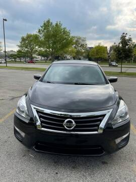 2014 Nissan Altima for sale at Sphinx Auto Sales LLC in Milwaukee WI
