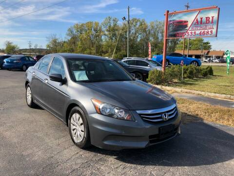 2012 Honda Accord for sale at Albi Auto Sales LLC in Louisville KY