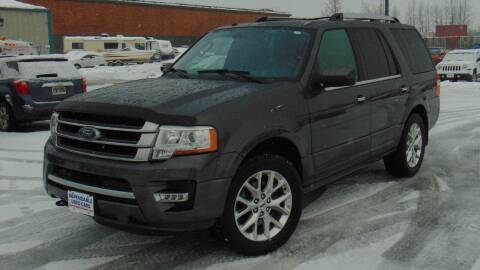2016 Ford Expedition for sale at Dependable Used Cars in Anchorage AK