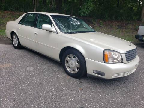 2002 Cadillac DeVille for sale at CRS 1 LLC in Lakewood NJ