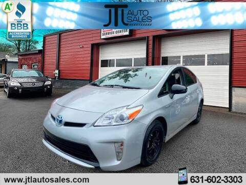 2015 Toyota Prius for sale at JTL Auto Inc in Selden NY