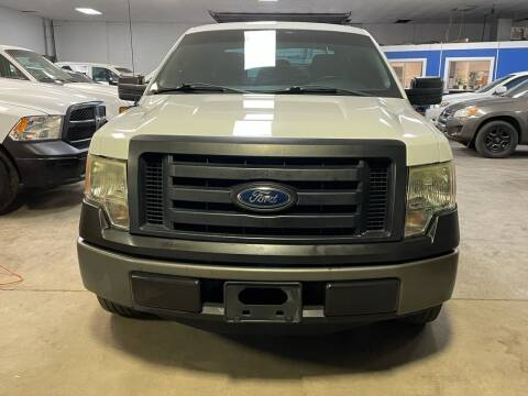 2011 Ford F-150 for sale at Ricky Auto Sales in Houston TX