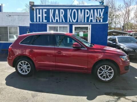 2010 Audi Q5 for sale at The Kar Kompany Inc. in Denver CO