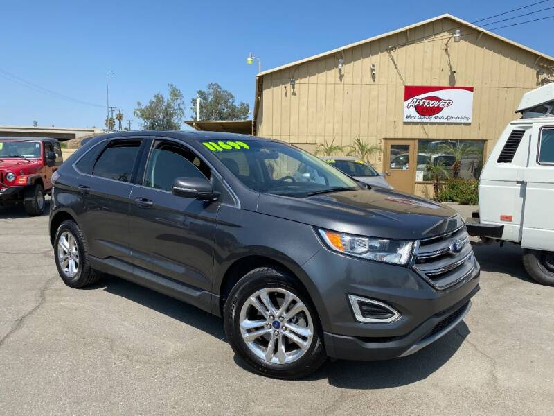 2015 Ford Edge for sale at Approved Autos in Bakersfield CA