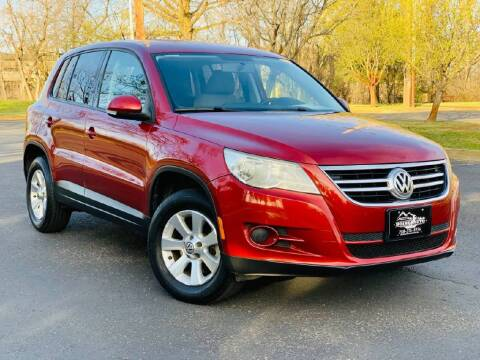 2010 Volkswagen Tiguan for sale at Boise Auto Group in Boise ID