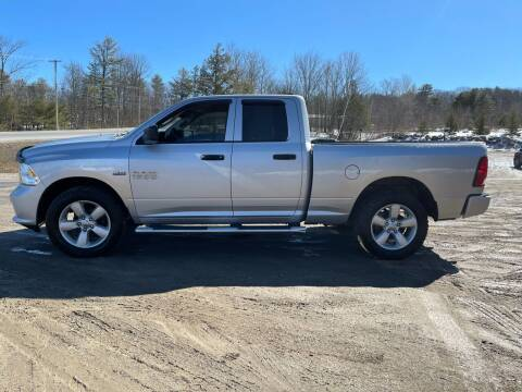 2013 RAM Ram Pickup 1500 for sale at Hart's Classics Inc in Oxford ME