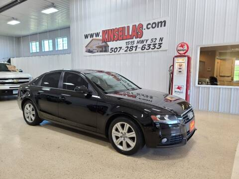 2011 Audi A4 for sale at Kinsellas Auto Sales in Rochester MN