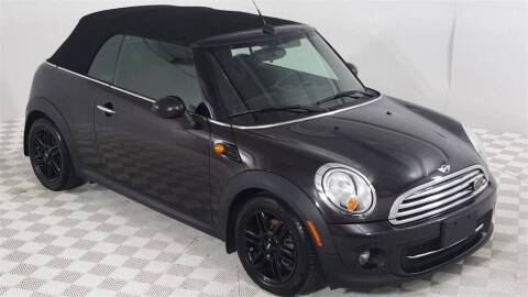 2014 MINI Convertible for sale at Excellence Auto Direct in Euless TX