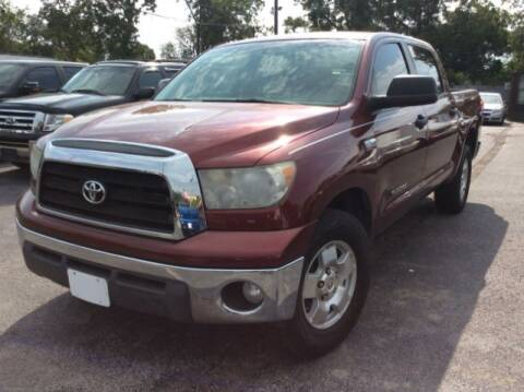 2008 Toyota Tundra for sale at Allen Motor Co in Dallas TX