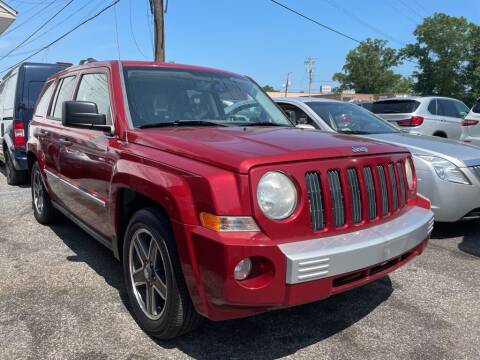 2008 Jeep Patriot for sale at Alpina Imports in Essex MD