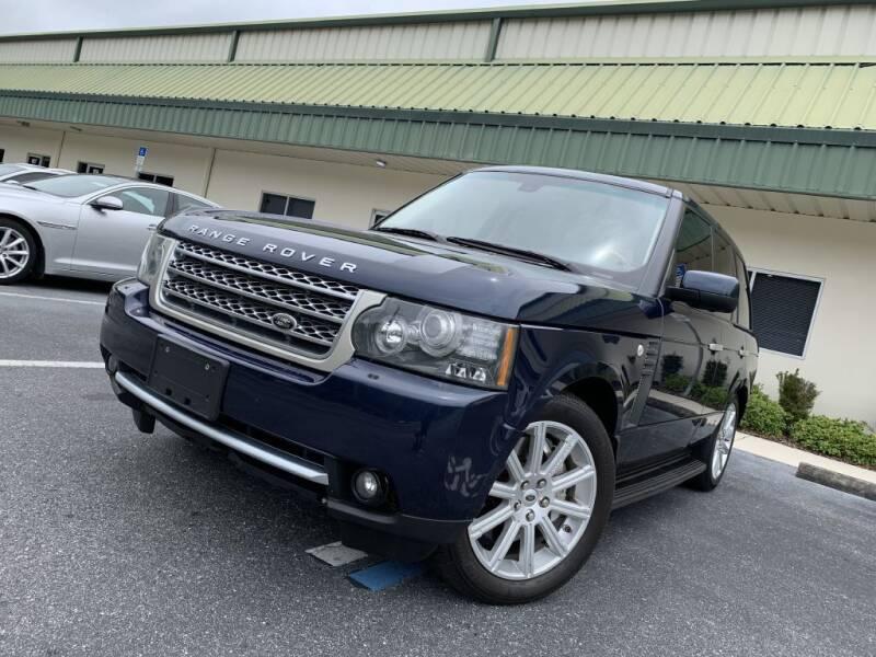 2011 Land Rover Range Rover for sale at Fisher Motor Group LLC in Bradenton FL