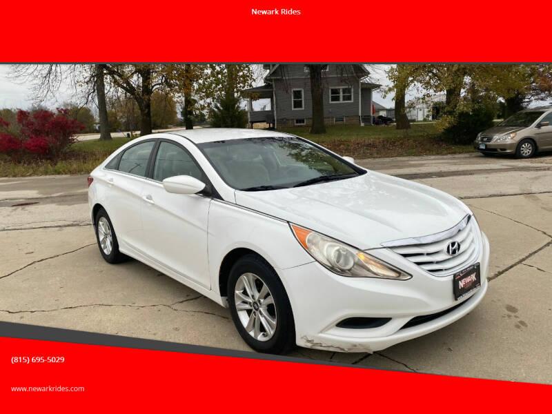2013 Hyundai Sonata for sale at Newark Rides in Newark IL