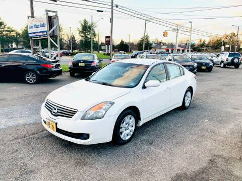 2009 Nissan Altima for sale at New Wave Auto of Vineland in Vineland NJ