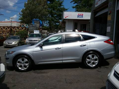 2010 Honda Accord Crosstour for sale at Drive Deleon in Yonkers NY