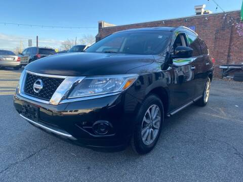 2013 Nissan Pathfinder for sale at Real Auto Shop Inc. in Somerville MA