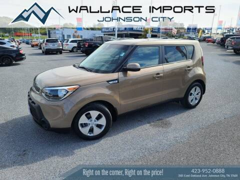 2015 Kia Soul for sale at WALLACE IMPORTS OF JOHNSON CITY in Johnson City TN