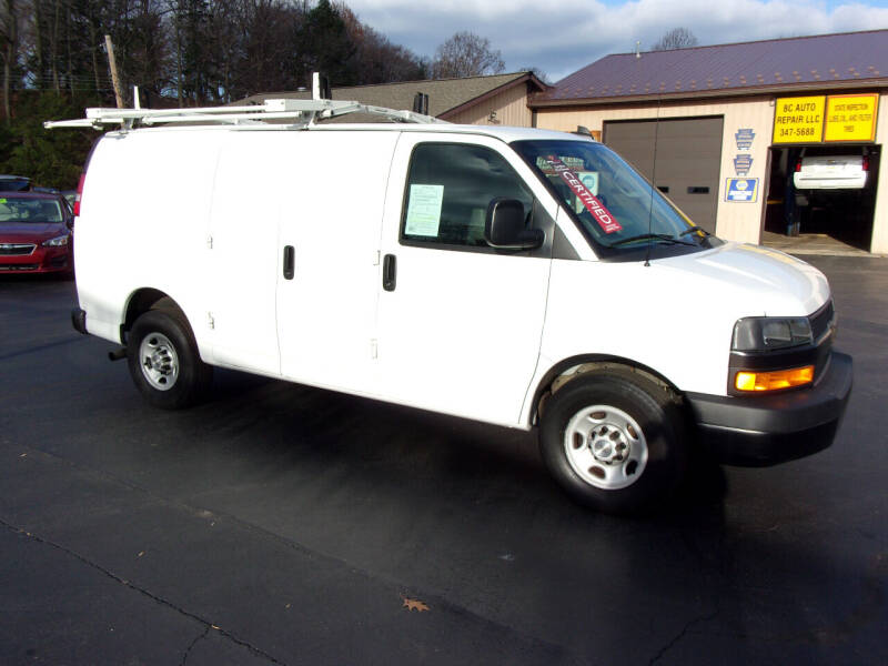 2019 Chevrolet Express Cargo for sale at Dave Thornton North East Motors in North East PA